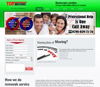 Top Moving- Removals and Packers