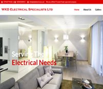 wkd electrical London