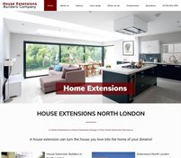 House Extensions North Londonn